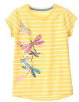 Gymboree Dragonfly Tee