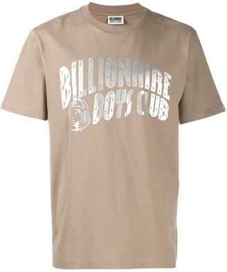 Billionaire Boys Club metallic logo print T-shirt