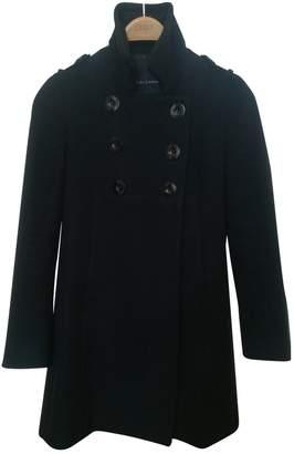Tara Jarmon Black Wool Coats