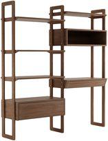 Soundslike HOME Bookcases Soho Double Wall Unit