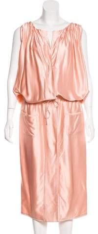 Bottega Veneta Sleeveless Maxi Dress w/ Tags