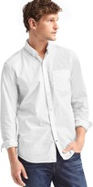 Gap True wash slim fit shirt