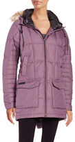 Columbia Faux Fur-Trimmed Omni-Heat Insulated Down Coat