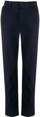 Bikkembergs Slim-Fit Chino Trousers