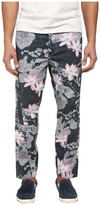 Armani Jeans Drop Crotch Printed Pant