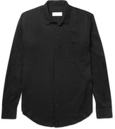 Ami Twill Shirt - Black