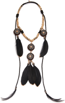 Deepa Gurnani Ester Necklace