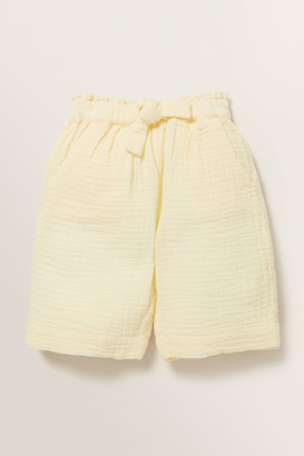 Seed Heritage Cheesecloth Culottes