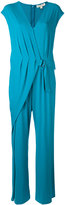 MICHAEL Michael Kors shift jumpsuit - women - Polyester/Spandex/Elastane - XS