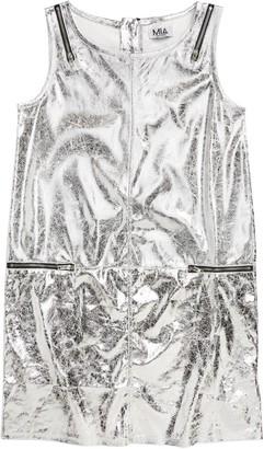 MIA New York Metallic Dress