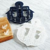 west elm Ice Cube Tray - Anchor