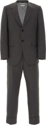 Thom Browne Classic Mohair Single-Breasted Suit