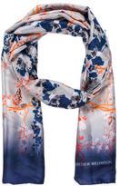 Matthew Williamson Floral Silk Scarf