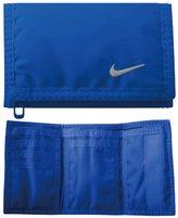 Nike Basic Tri Fold Wallet - Black or Blue