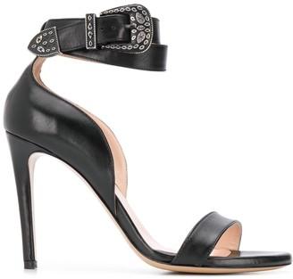 Pinko 100mm Curcuma sandals