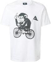 Paul Smith graphic printed T-shirt - men - Cotton - S