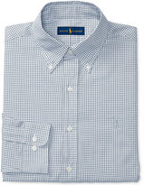 Polo Ralph Lauren Men's Classic-Fit Steel Check Dress Shirt