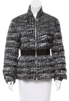 Moncler Gamme Rouge Louise Down Jacket w/ Tags