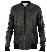 Drkshdw Black Flight Jacket