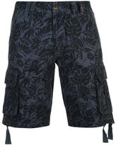 Soul Cal SoulCal Deluxe Floral Cargo Shorts