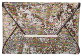 BCBGMAXAZRIA Harlow Sequined Envelope Clutch