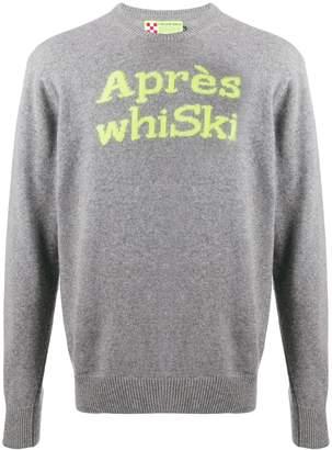 MC2 Saint Barth Apres Whiski jumper