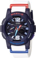 Casio Women's Baby-G BGA180-2B2 Resin Quartz Watch