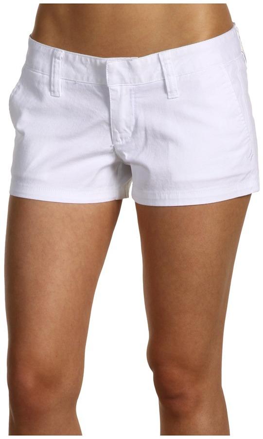 Hurley Lowrider 2.5 Short (White) - Apparel