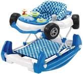 My Child Car Baby Walker Rocker In Blue
