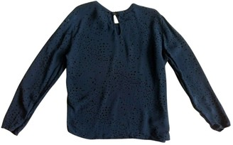 N. Stella Nova \N Blue Viscose Tops