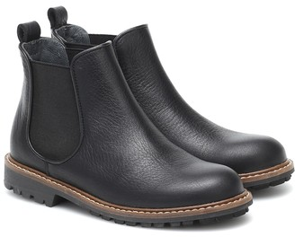 Bonpoint Leather Chelsea boots