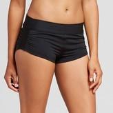Mossimo Women's Shortsie Bikini Swim Shorts