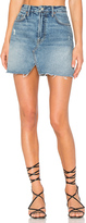 GRLFRND x REVOLVE Milla Denim Mini Skirt