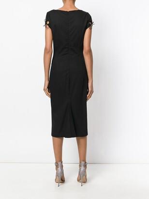 John Galliano Pre-Owned Princess Line Dress