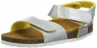 Joules Girl's Tippytoes Ankle Strap Sandals