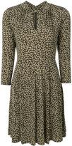 MICHAEL Michael Kors flared mini dress - women - Polyester/Spandex/Elastane - S
