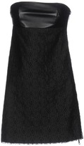M.Grifoni Denim Short dresses - Item 34759145