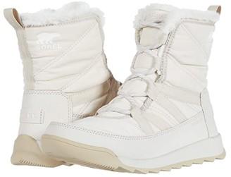 Sorel Whitneytm II Short Lace (Dark Stone) Women's Boots