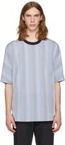 Stephan Schneider Blue Witty T-shirt