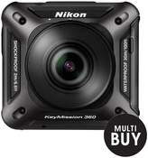 Nikon KeyMission 360 VR-Ready Action Camera