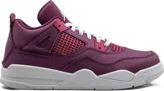 Nike Kids Air Jordan 4 Retro sneakers