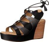 Geox Women's D Jaleah Platform Sandal