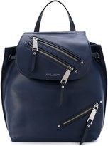 Marc Jacobs Zip Pack backpack - women - Leather - One Size