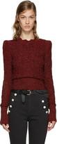 Isabel Marant Red Debie Pullover