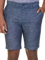 Nautica Slim-Fit Chambray Cotton Shorts