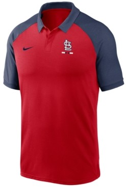 Nike St. Louis Cardinals Men's Legacy Polo Shirt