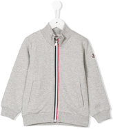 Moncler zip-up jacket - kids - Cotton - 5 yrs