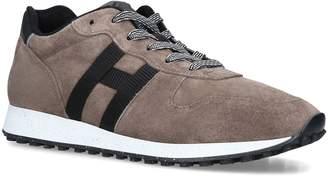 Hogan Suede 383 Sneakers