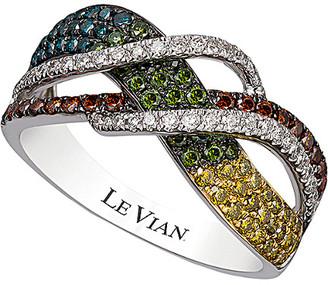 LeVian Le Vian Exotics 14K 0.85 Ct. Tw. Diamond Ring