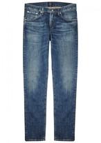 Citizens Of Humanity Citizens Of Humanity Noah Blue Slim-leg Jeans